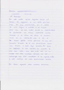 Patricia Letter