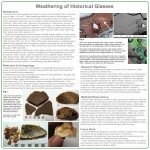 Weathering of Historical Glasses (poster)
