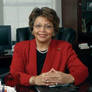 President Beverly Hogan Tougaloo