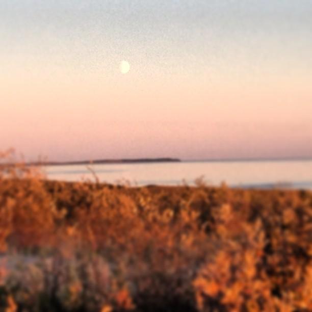 Kotzebue at Sunset