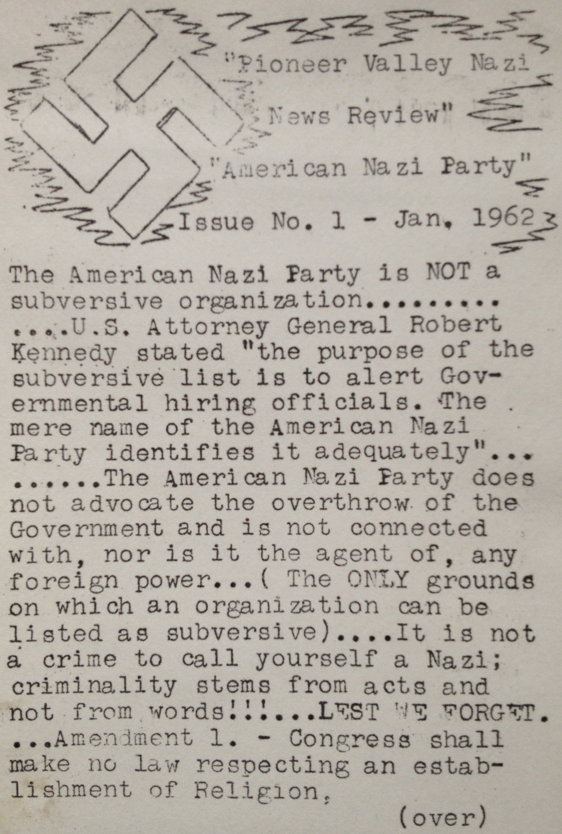 American Nazi Party