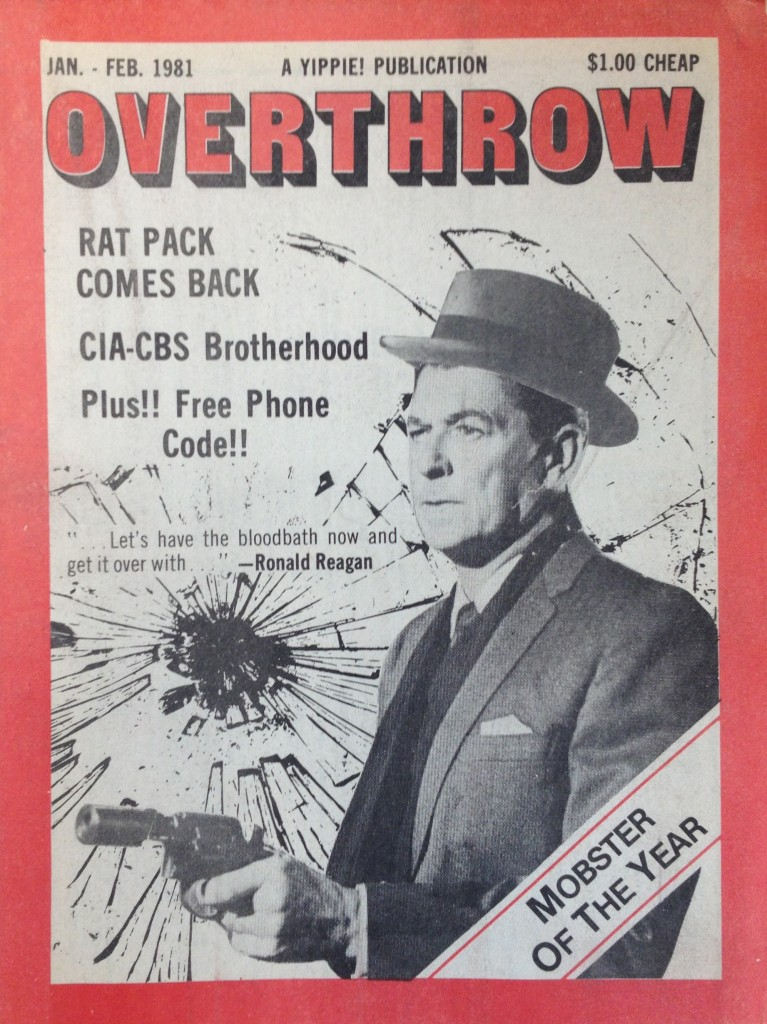 Over Throw Cover (1981)