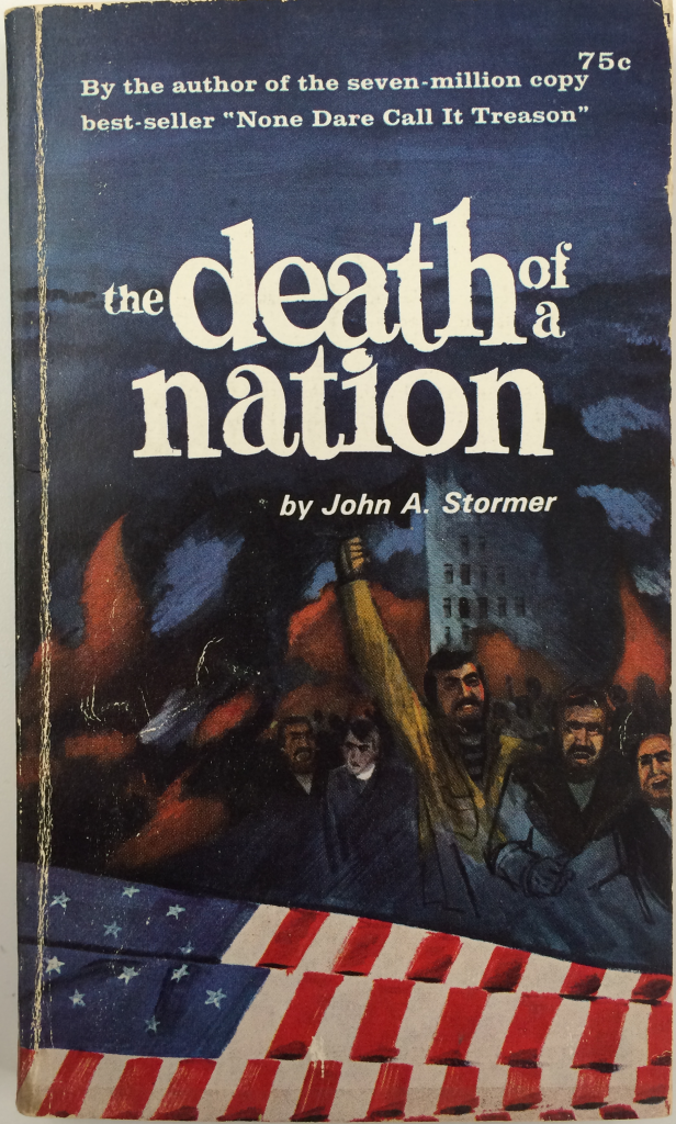 The Death of a Nation Cover (1968)