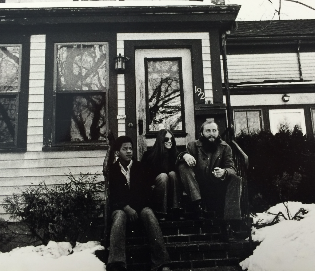 Richard Clerici and Friends, Marpole, MA (Late 1960s)