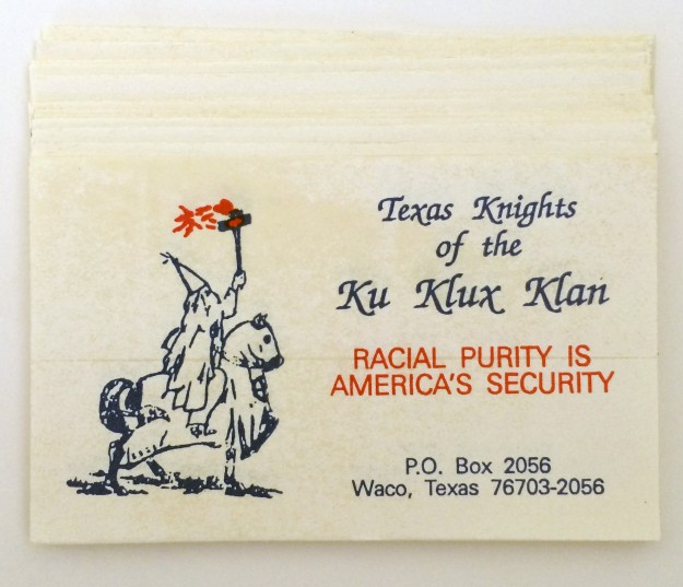 Texas Knights of the Ku Klux Klan (Waco, TX)