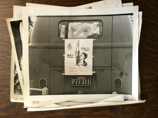 Damaged Photographs 1