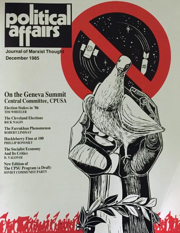 Political Affairs (December 1985)