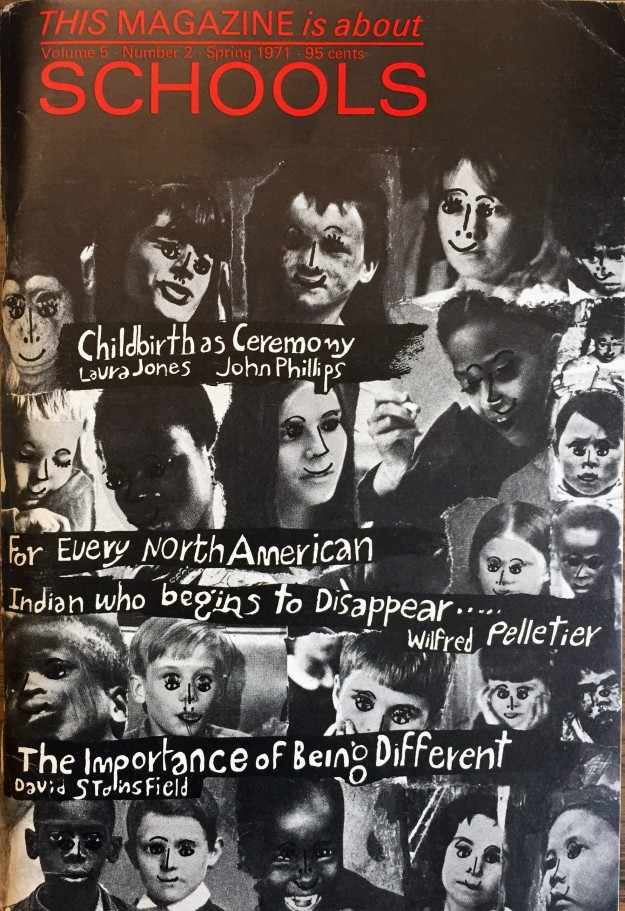 This Magazine Is About Schools Spring 1971 (cover)