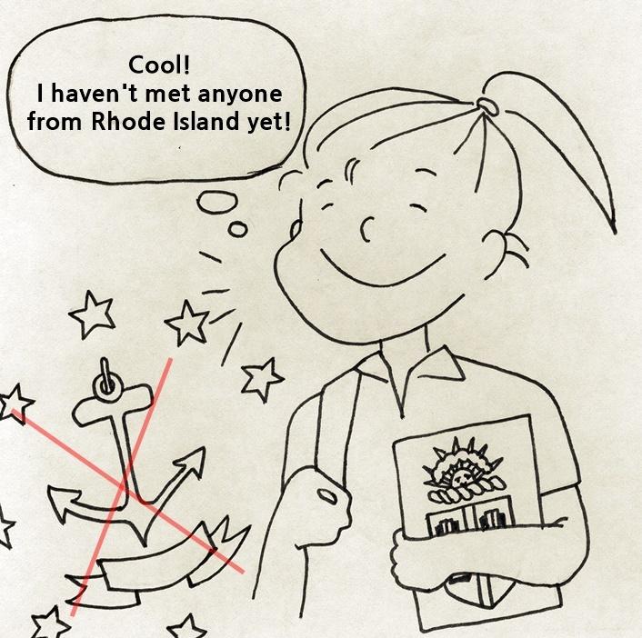 Being A Rhode Islander at Brown