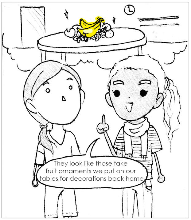 Saron_ Banana Comic Strip_ 4