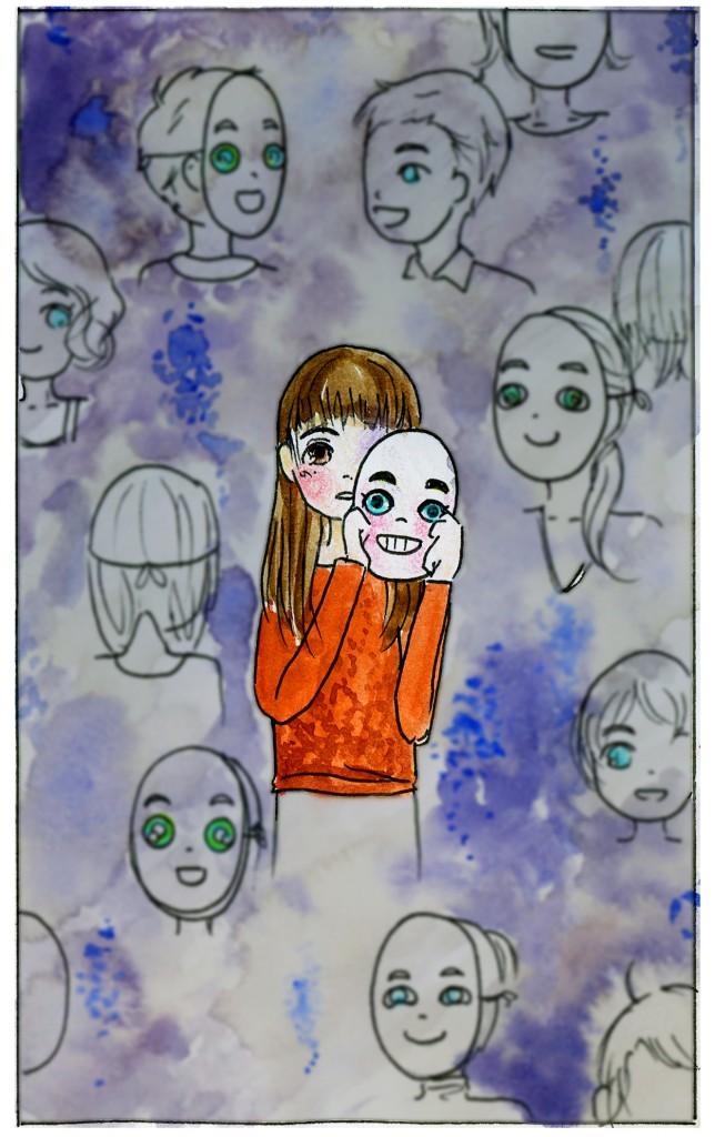 Art by Bonny Cai '17