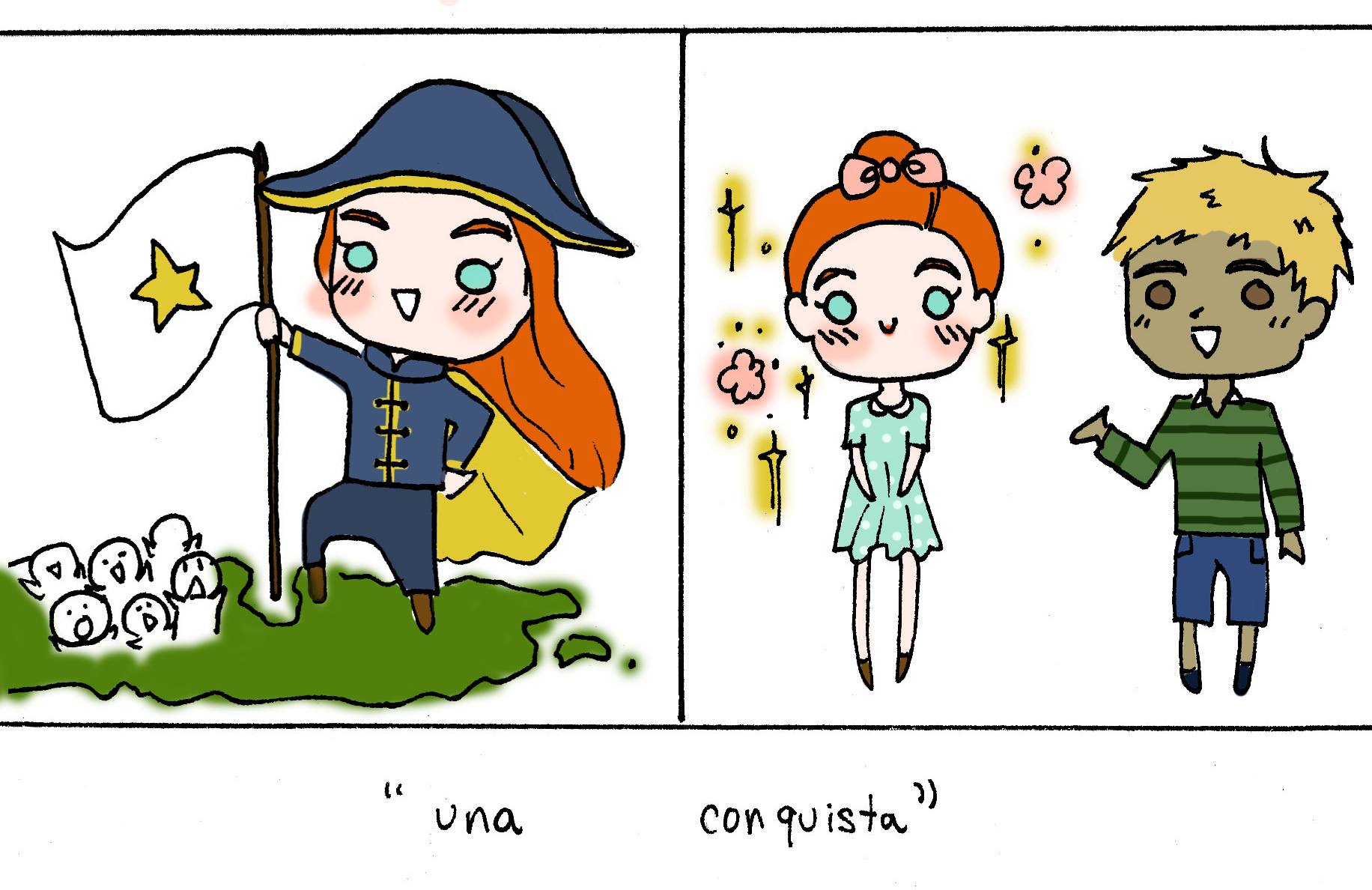 Y Tu Mamá También: Adventures in Colloquial Spanish