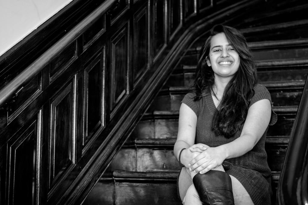 Sophia Ashai '16. Photographed by Victor Alvarez '19, IWB Staff Photographer, March 2016.