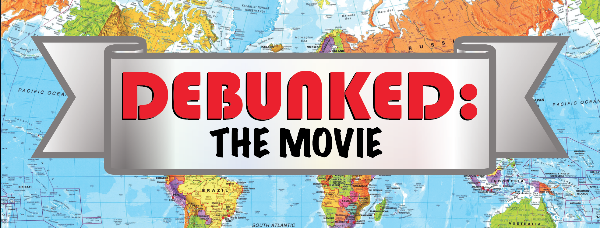 Debunked - The Movie: Episode 1 THE PHILIPPINES