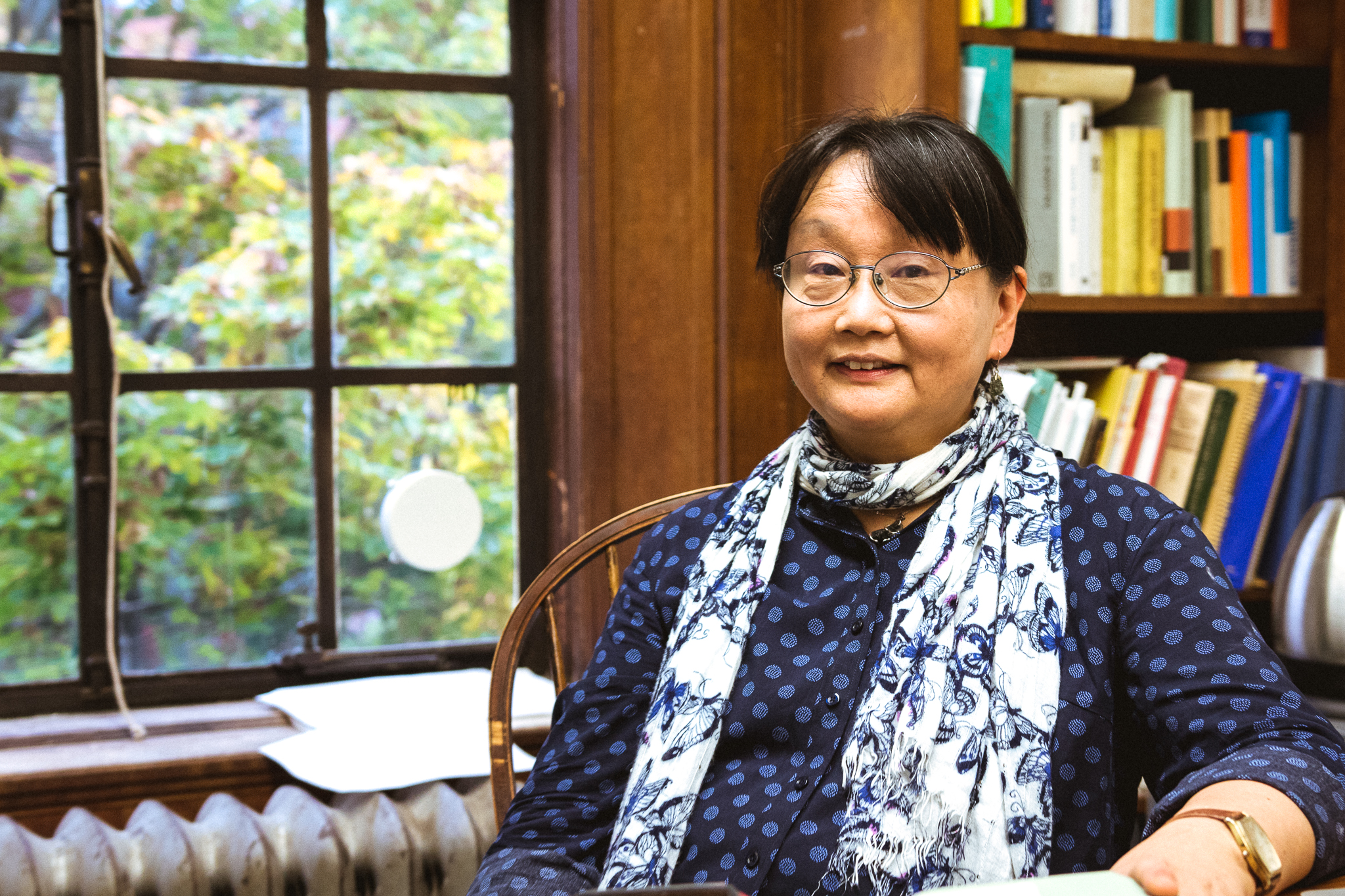 International Professor Profile: Masako Fidler