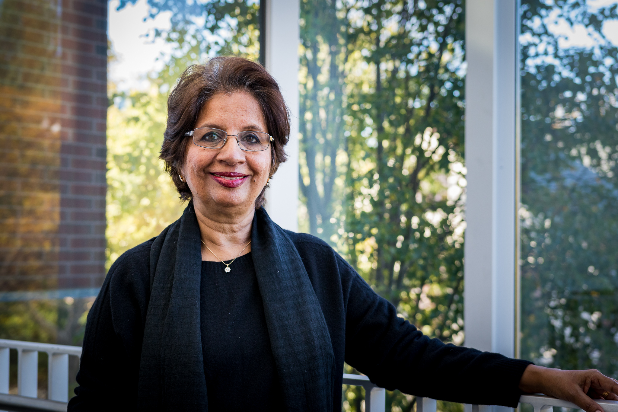 International Professor's Profile: Nirupama Rao