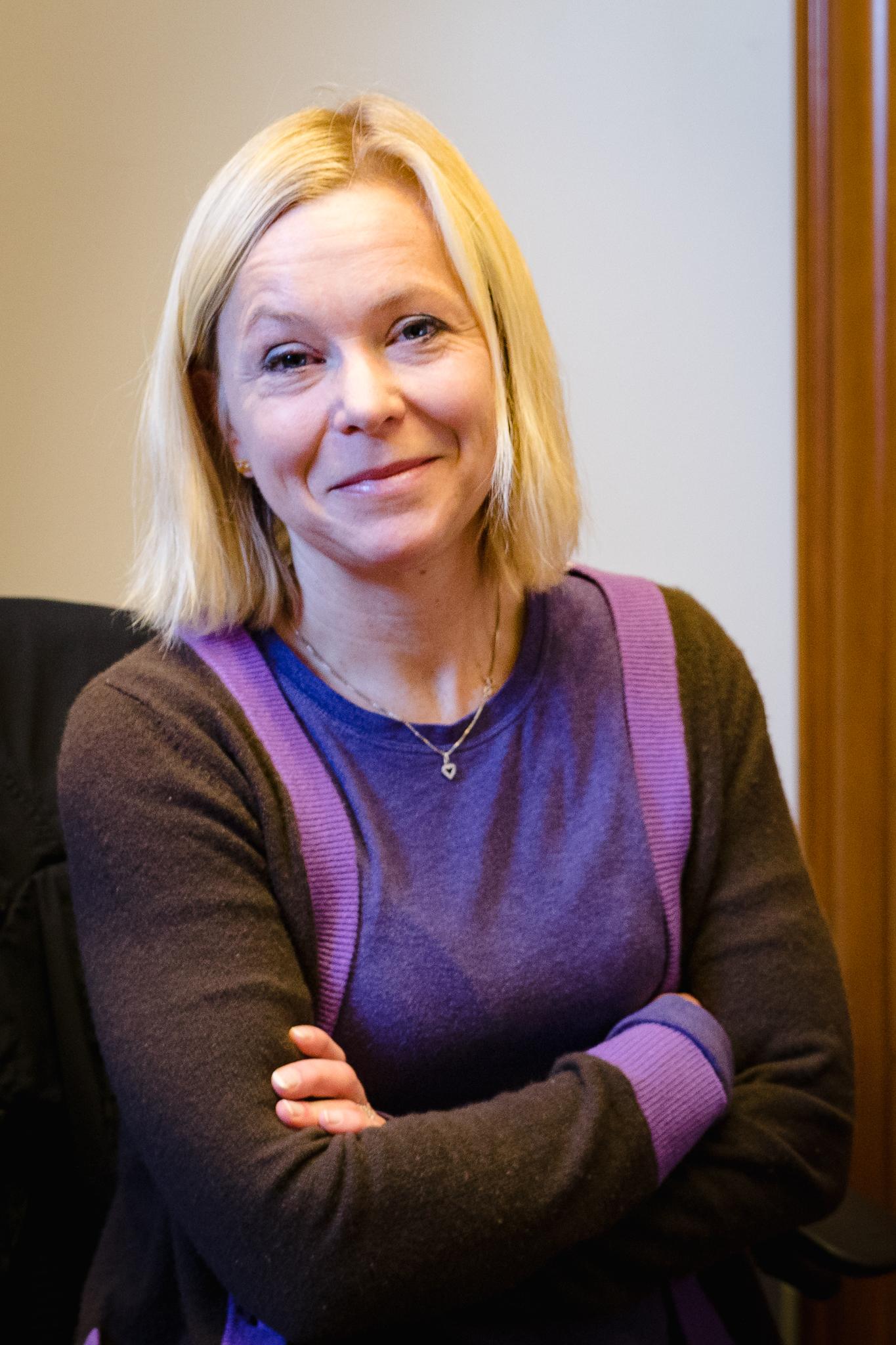 International Professor Profile: Anna Bjurman-Pautz