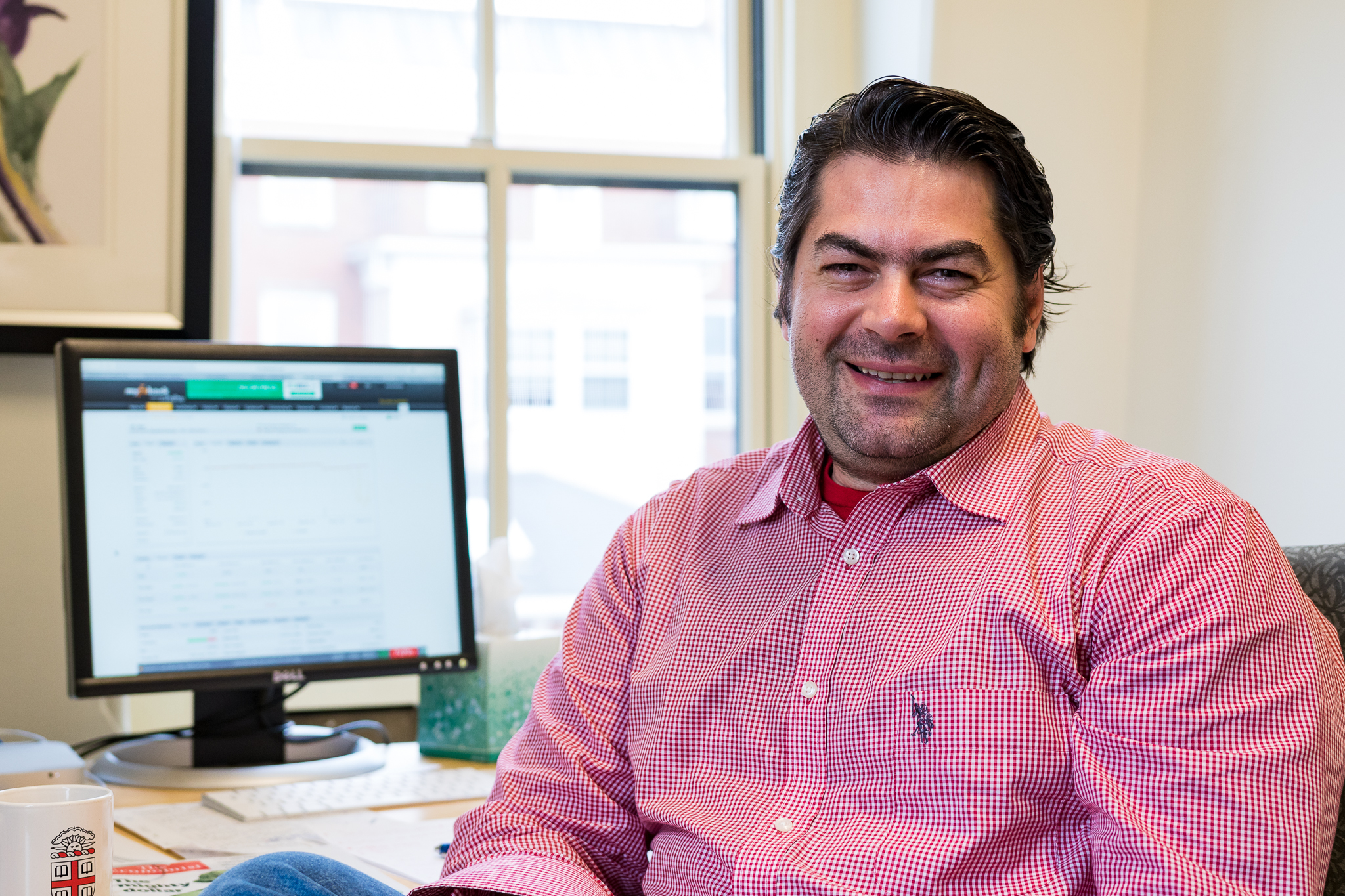 International Professor Profile: Grigorios Siourounis