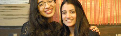 IHOB - Senior Edition: MAHEEN SYED & NITYA SUDARSHAN