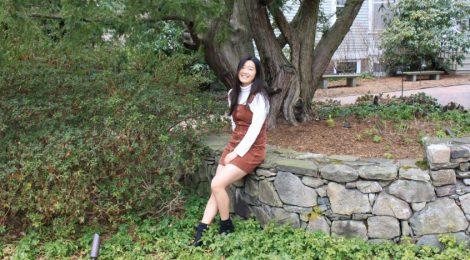 IHOB - Senior Edition: TINA WANG