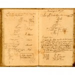 Moses Brown's Mathematic Notebook
