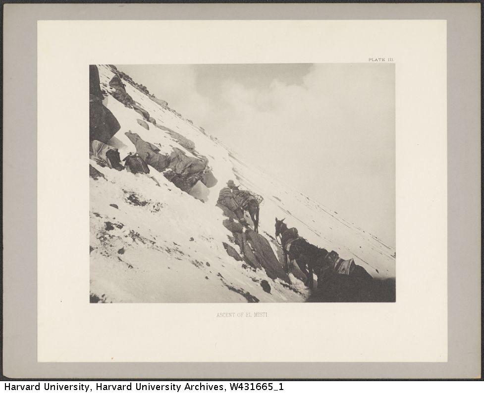 El Misti ascent