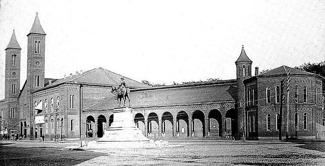 Providence Union Station, 1847-1896.