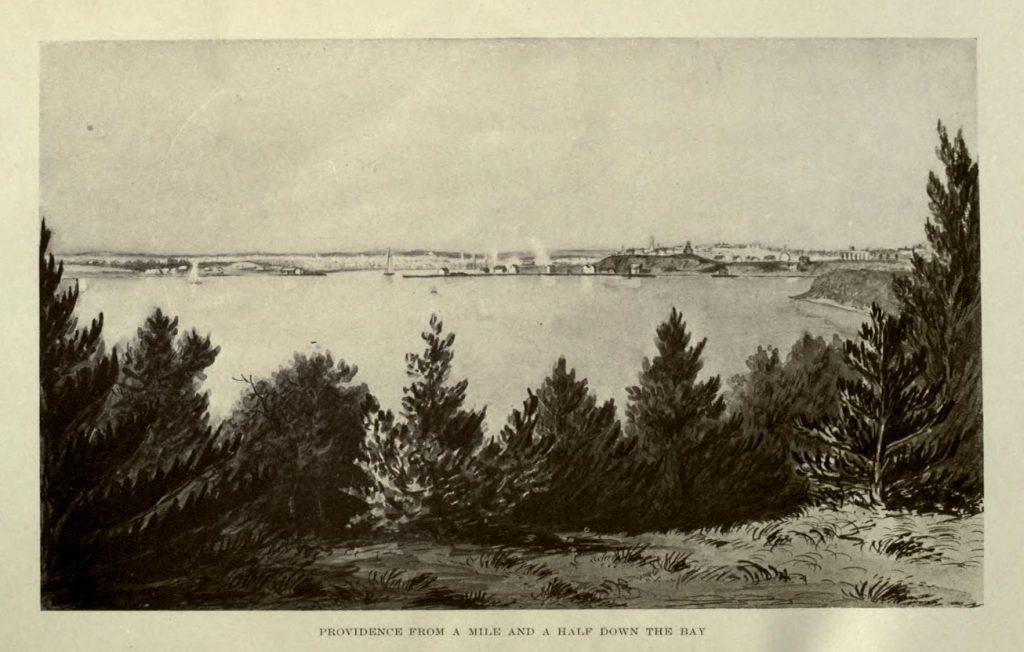 Painint of Providence, 1843-44