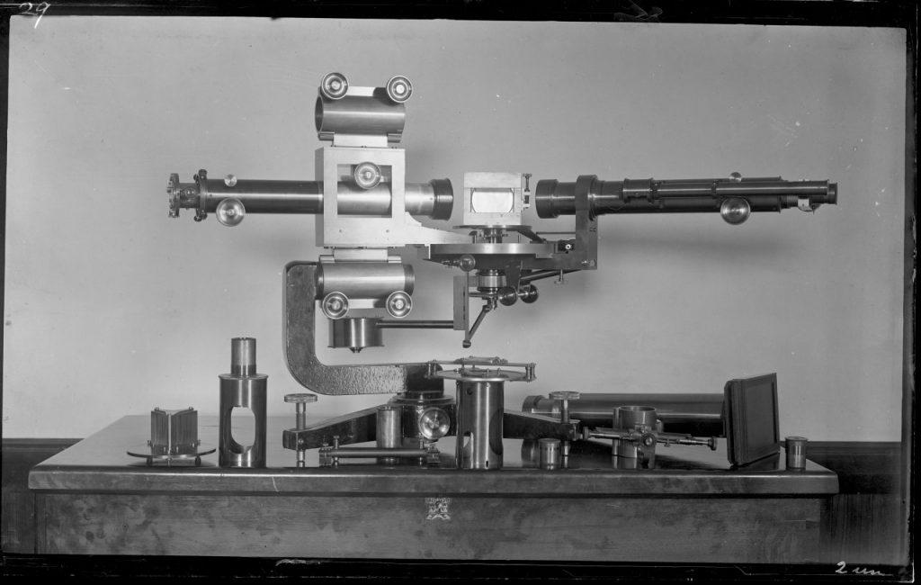 Brashear spectroscope