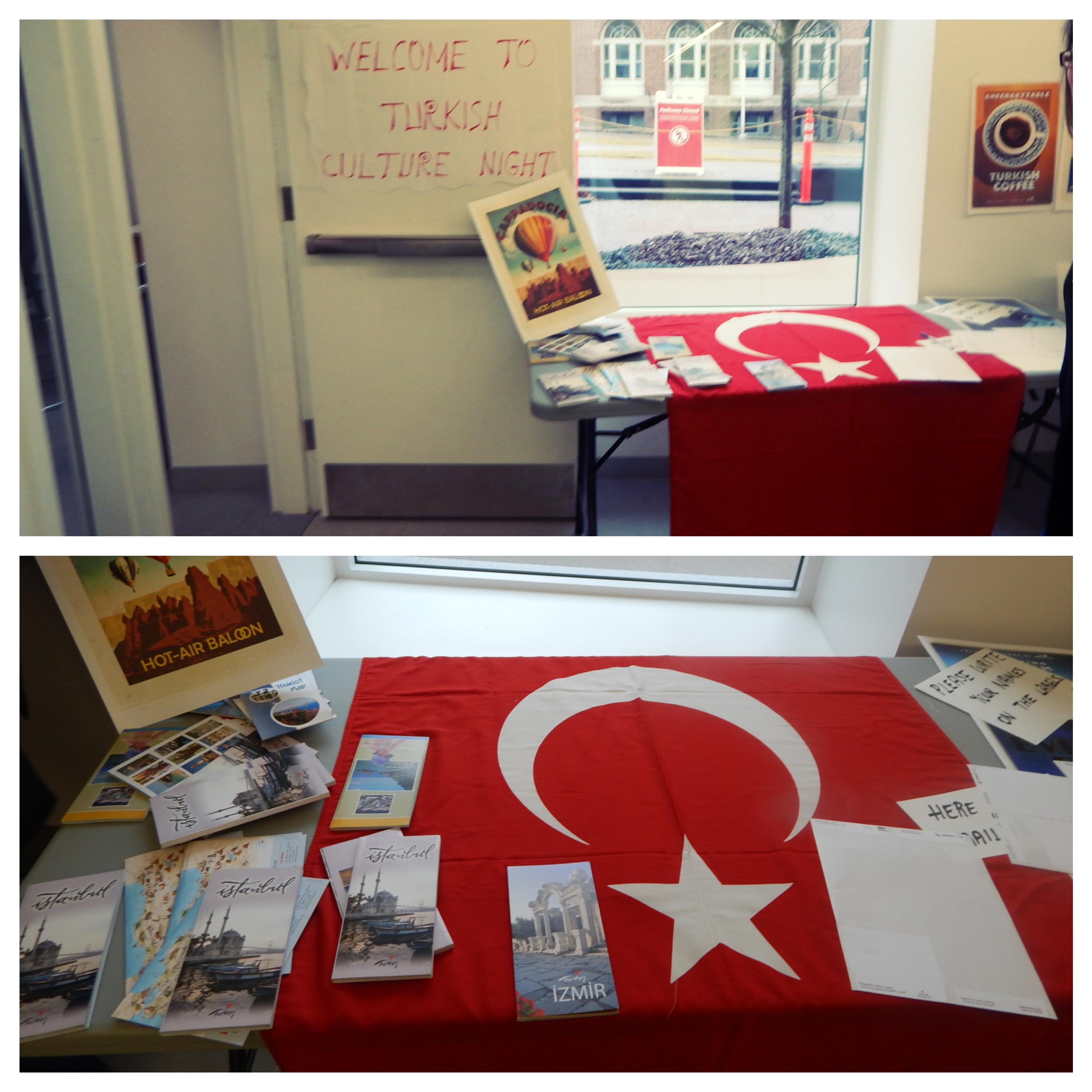 Turkish Culture Night Center for Language Studies