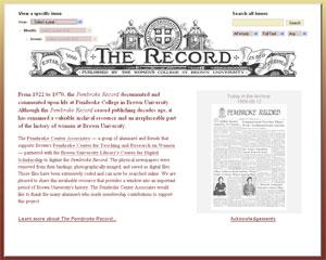Pembroke Record