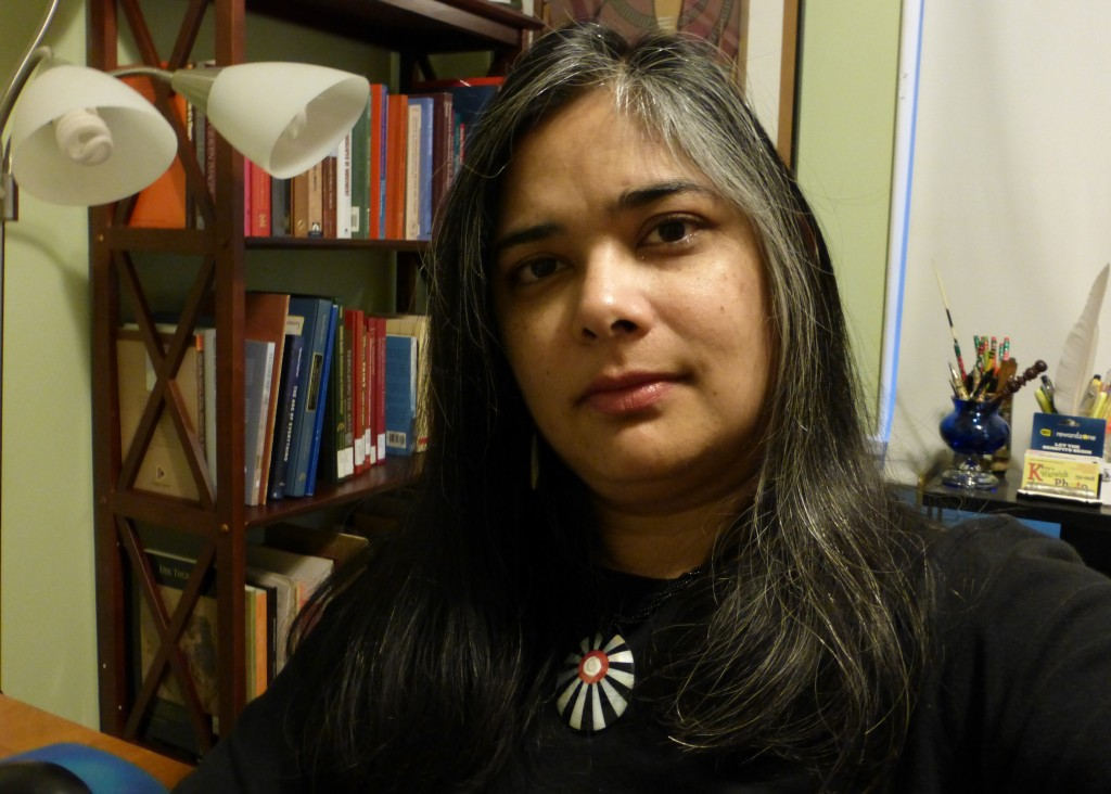 Dr. Praveena Gullapalli, Associate Professor of Anthropology, Rhode Island College