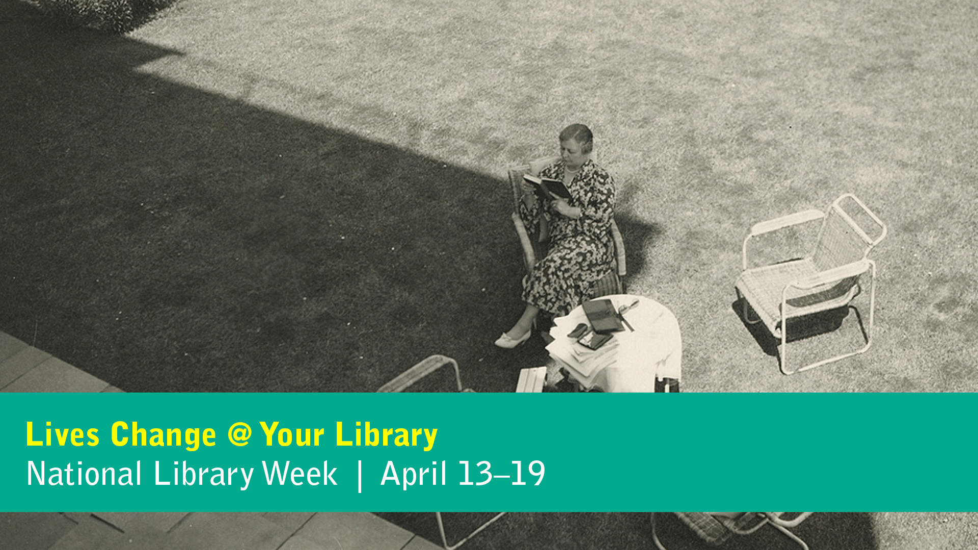 National Llibrary Week