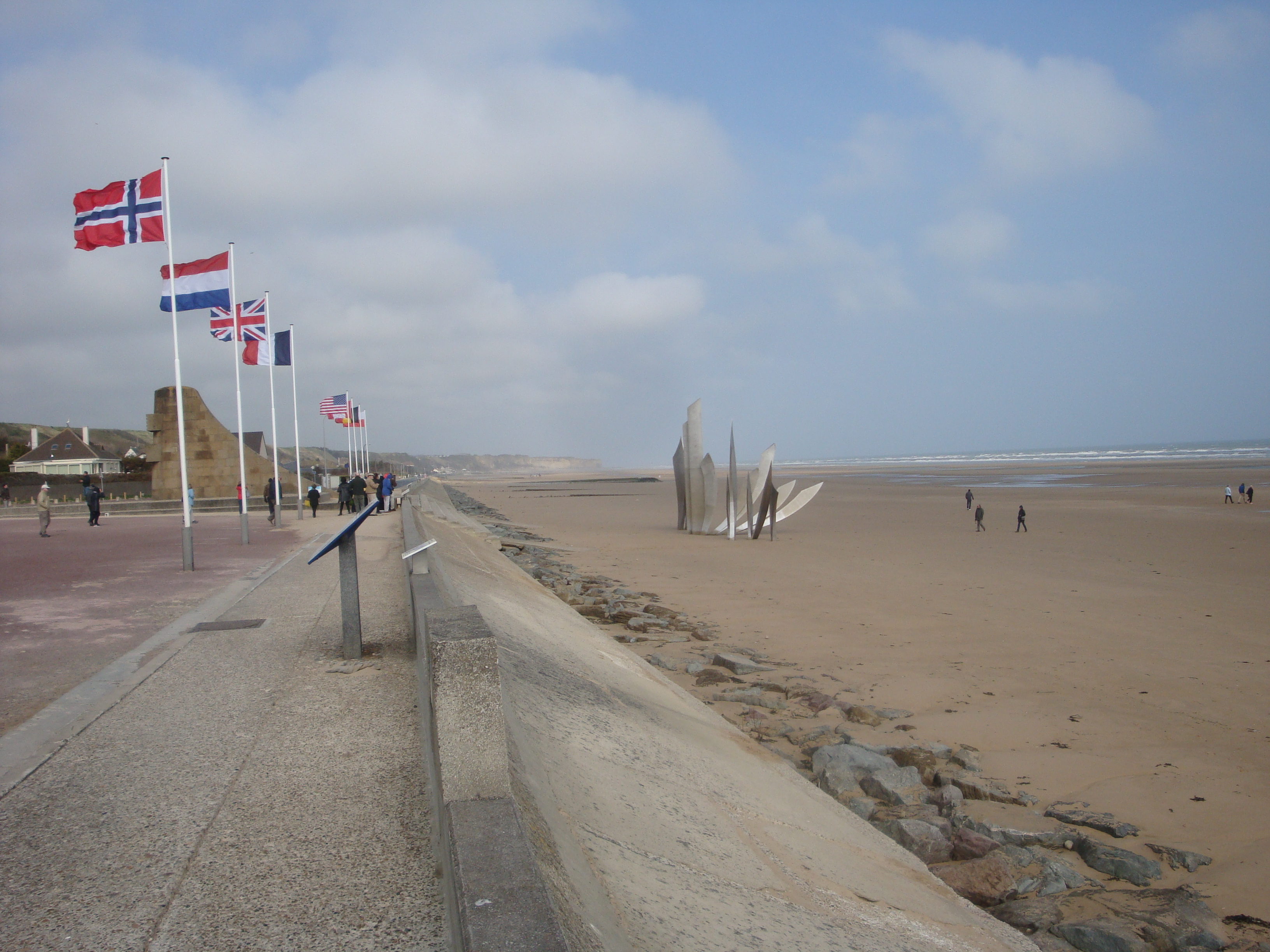 The Killing Field that was Omaha Beach | Brown University