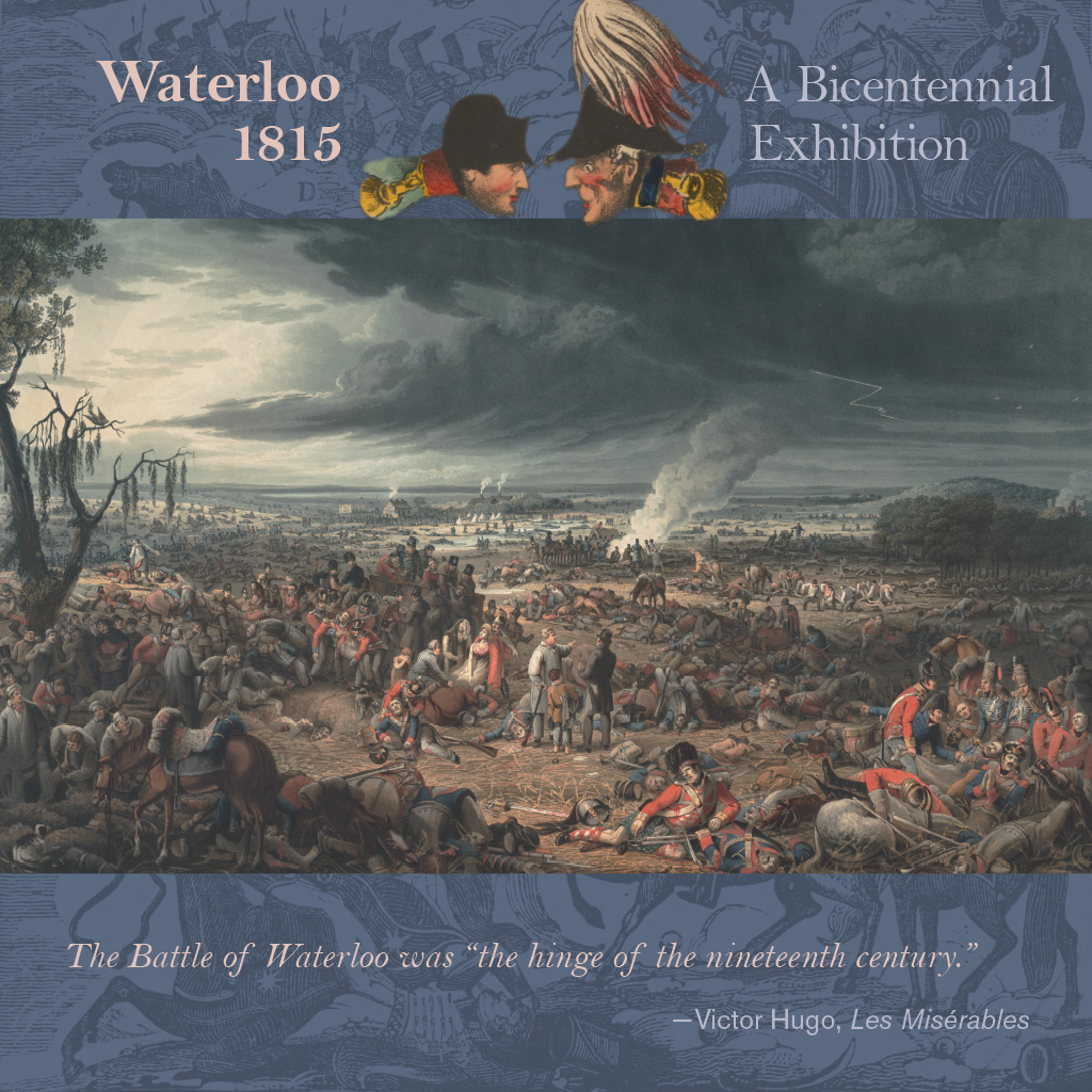 Battle of Waterloo Exhibit