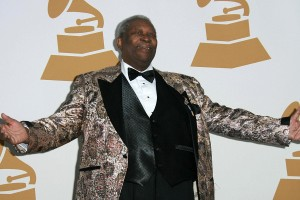 B.B. King   at The Grammy Nominations Concert Live!! Nokia Theatre, Los Angeles, CA. 12-03-08