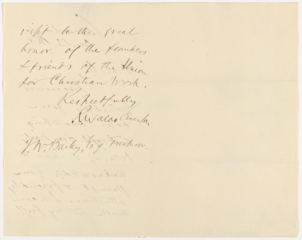 Brown university handwritten essay