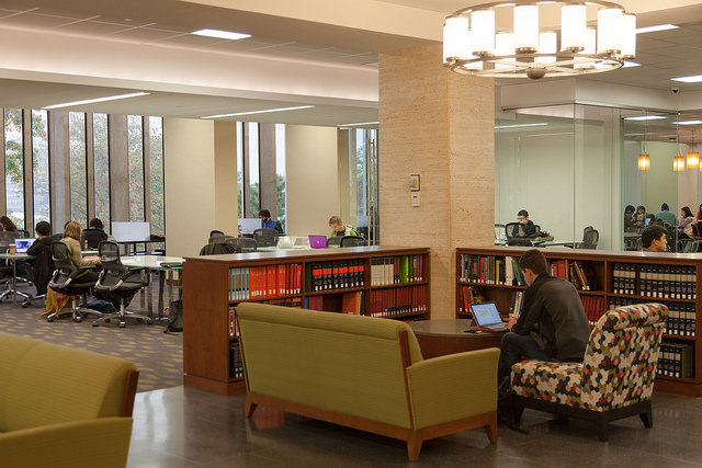 Sorensen Family Reading Room