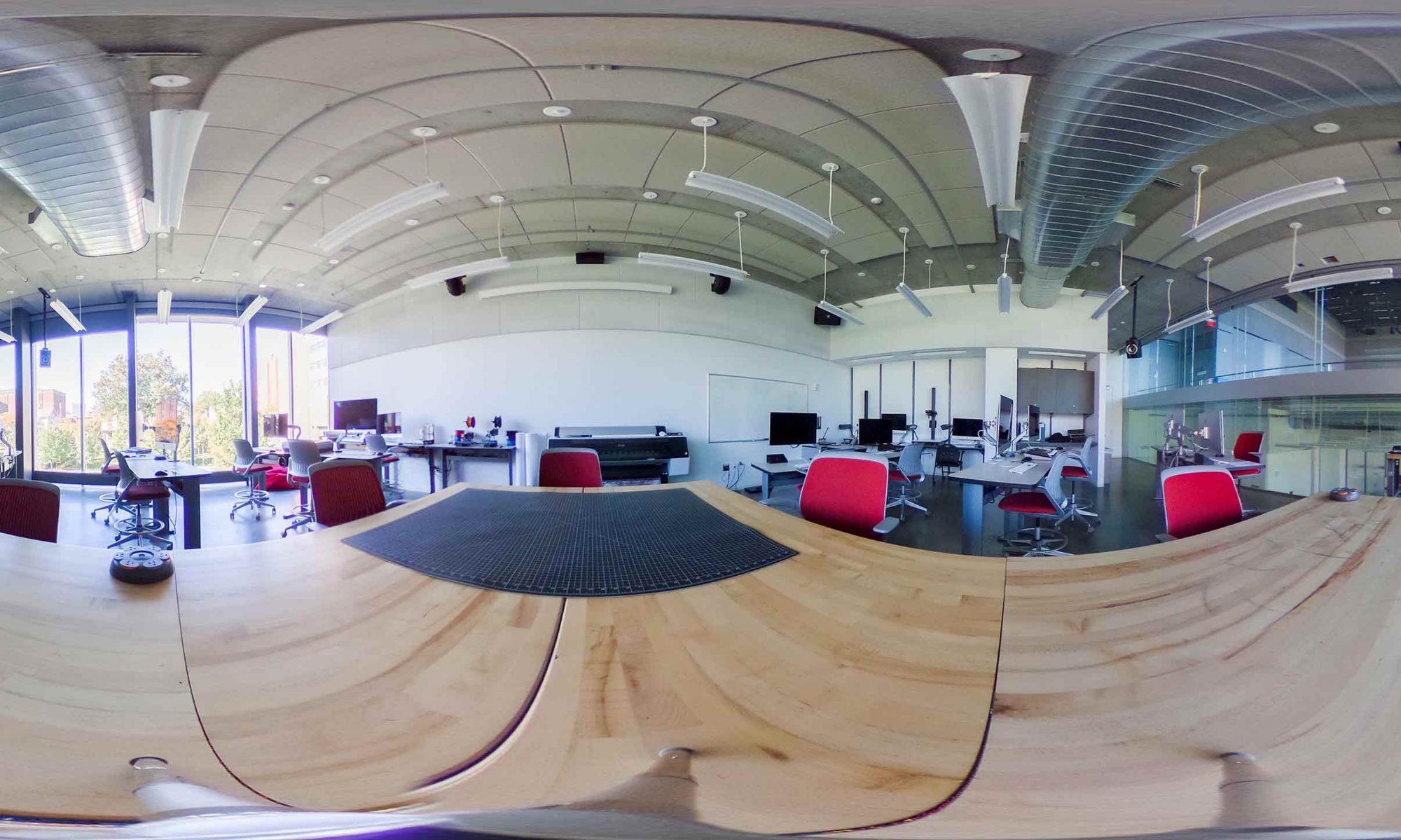 multimedia Labs at Brown