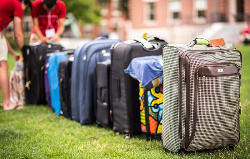 Don't Forget These 11 Items When You Come to Campus This Summer