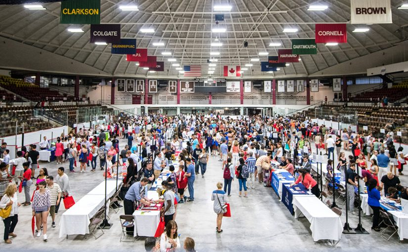 6 Tips for Navigating the Brown Pre-College College Fair
