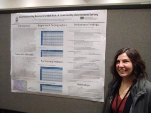 Christina Ergas, State Agency Liaison Postdoctoral Fellow