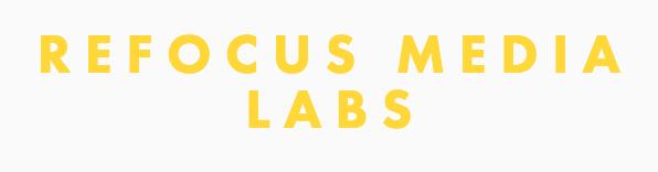 Refocus Media Labs logo