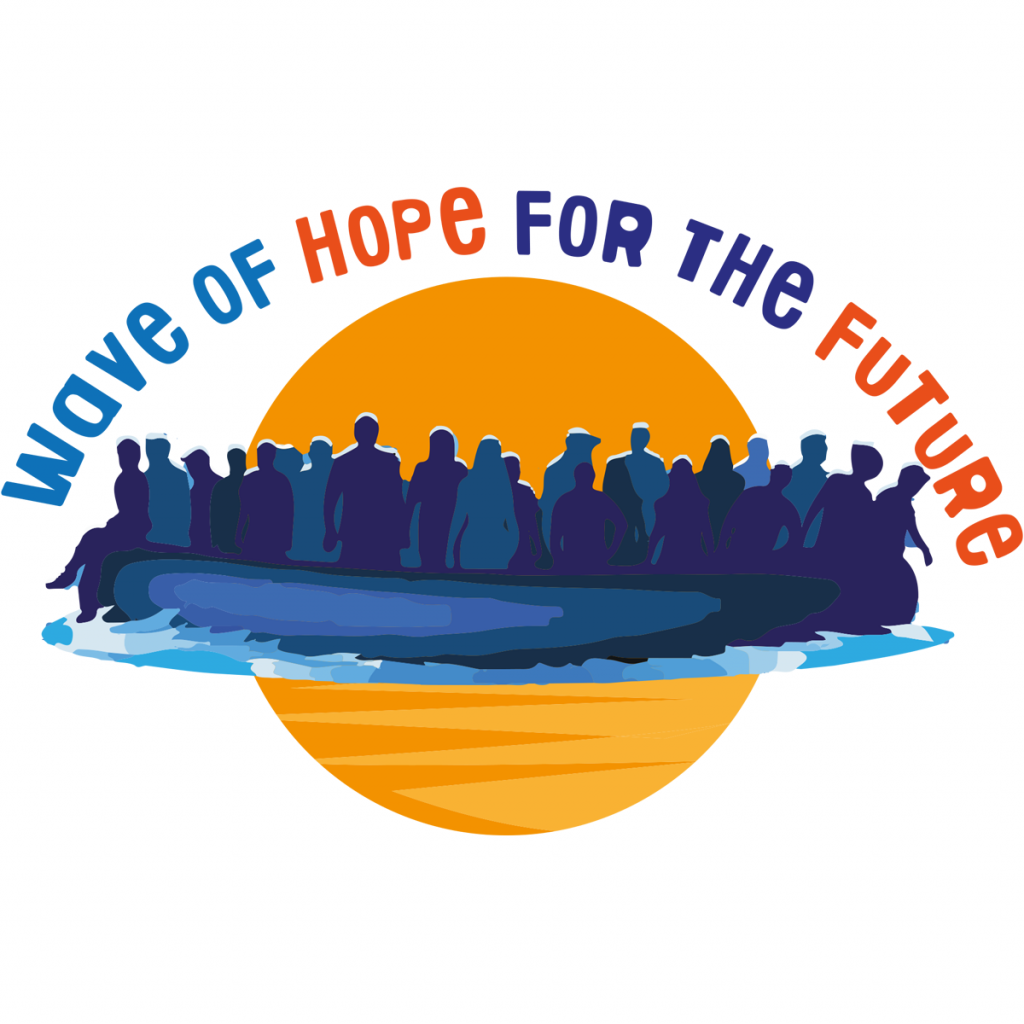 Waves of Hope for the Future logo
