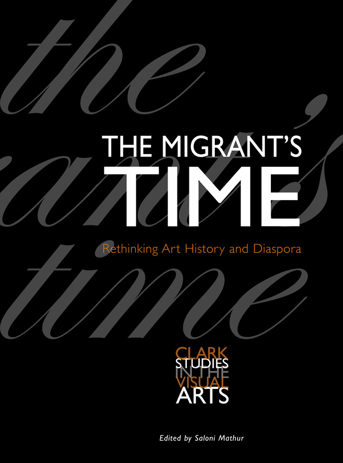 Book Cover - The Migrant's Time