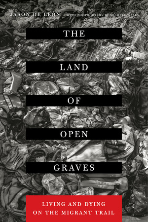 Book Cover - Land of Open Graves
