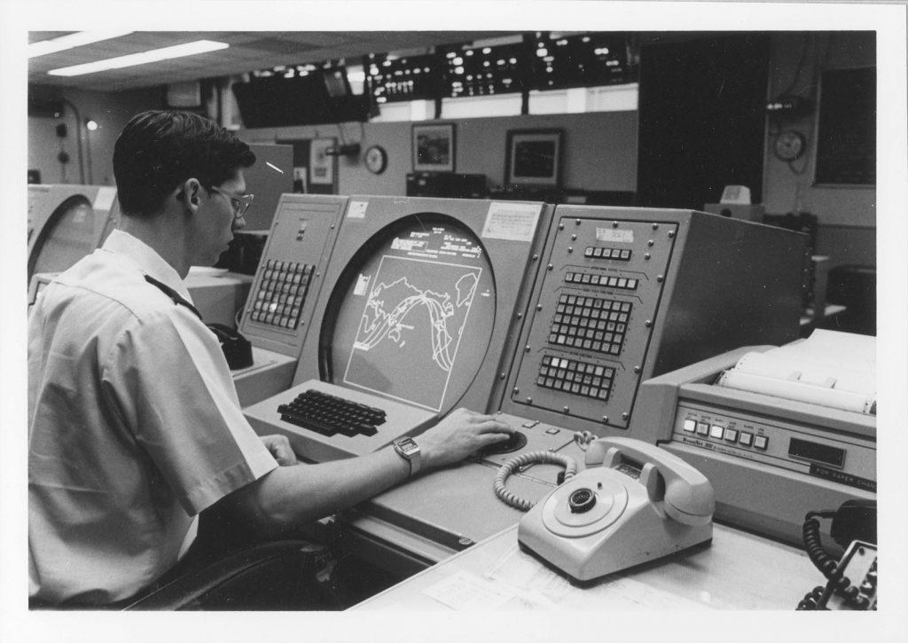 NORAD satellite tracking